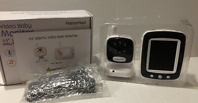 Happy Hapi Digital Video Baby Monitor