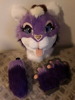 FURSUIT FOXY, FOX / Dog, Partial, (Head, tail and hand paws
