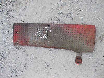 Ford 8N tractor Original right foot step rest platform