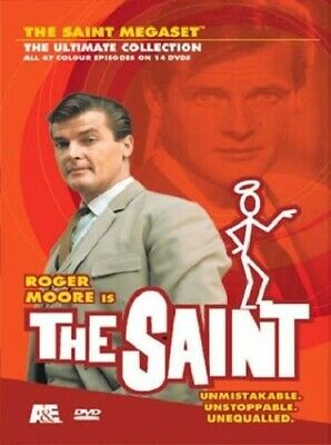 The Saint Megaset Ultimate Collection 14-DVD-Set Gerry Anderson