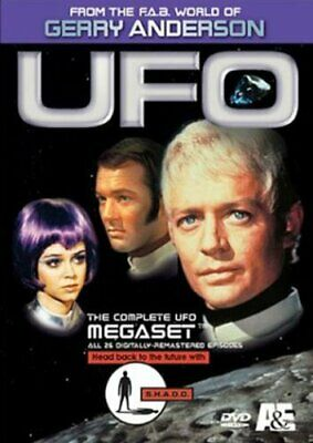 The Complete UFO Megaset Gery Anderson 8-DVD-Set