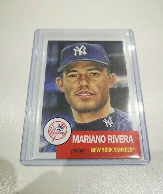 Mariano Rivera 2019 Topps Living Set #136 - HOF Short Print