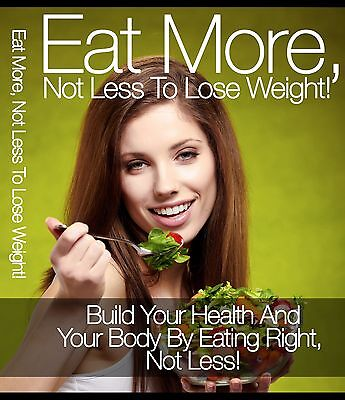74 Ebooks in PDF about Losing Weights & Diets + BONUS with Resell Rights
