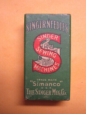 84 Singer 55x5 Size 20 Sewing Machine Needles