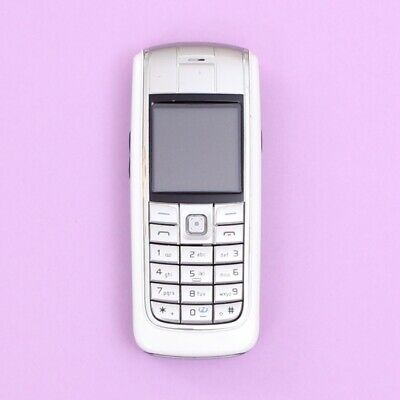 Vintage Nokia 6020 Mobile Phone with Battery