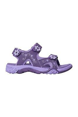 Mountain Warehouse Girls Sandals Neoprene Lining with Phylon Midsole
