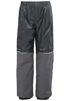 Vaude Kids Escape Pants V measured weatherproof & breathable overtrousers NEW