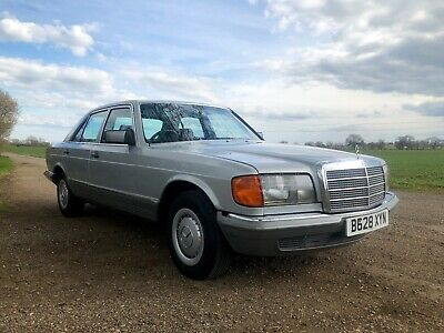 Mercedes 280 SE  99,000 miles lovely condition Automatic (W126 model)