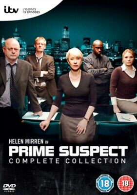 Prime Suspect - Complete Collection (DVD 10 DISC BOX SET, 1010) *NEW/SEALED*