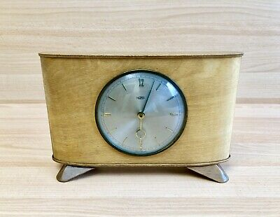 Vintage Retro Art Deco Metamec Dereham Mantle Clock
