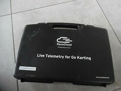 Go kart Racecloud telemetry unit spares / Rev / Connect / Temp / Motion sensors