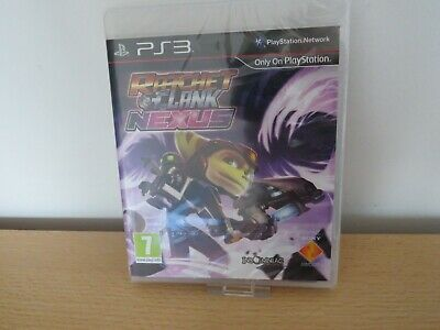 Ps3 Ratchet and Clank: Nexus Playstation 3 Game. U.K. Pal. new sealed