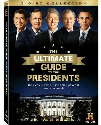 The Ultimate Guide to the Presidents (3 Disc) DVD NEW