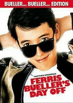 Ferris Bueller's Day Off (Bueller Bueller Edition) DVD NEW
