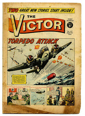The Victor 177 (July 11, 1964) mid-grade copy
