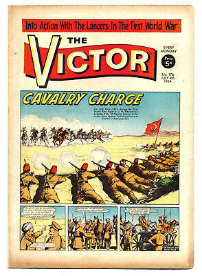 The Victor 176 (July 4, 1964) very high grade copy