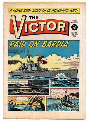 The Victor 175 (June 27, 1964) very high grade copy