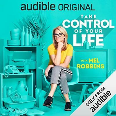 Take Control of Your Life by Mel Robbins Audiobook + e-Books +Bonus |e-Delivery