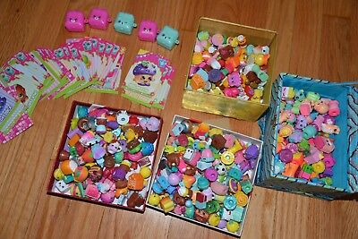 Shopkins Random Surprise Lot of 25 All Seasons  No Duplicates
