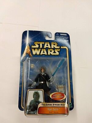 Star Wars The Empire Strikes Back Han Solo Hoth Rescue Action Figure