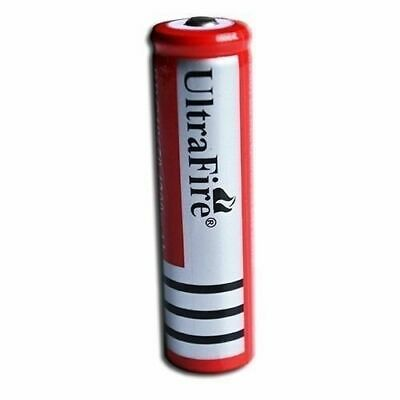 Ultrafire 18650 Battery 4200mAh 3.7v Li-ion Rechargeable For Flashlight Torch