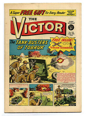 The Victor 152 (Jan 18, 1964) very high grade copy