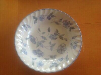 BHS Bristol Blue China Cereal Bowls