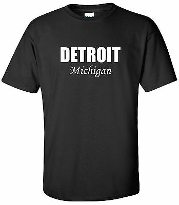 DETROIT PISTONS PIRATE TSHIRT Crossed shirt Made in the D Skull t-shirt 313 USA