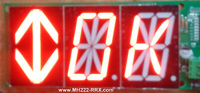 CE Electronicis , Elevator position indicator MH222-RRR (red ) ,BuyElevators