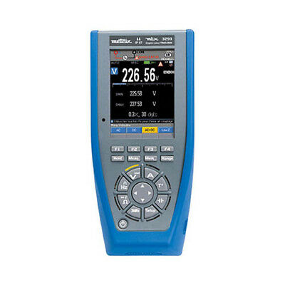 AEMC MTX 3293 (2154.04) Digital Multimeter, TRMS, 100,000ct Graphical