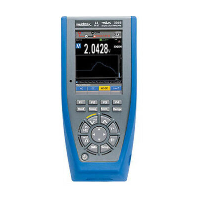 AEMC MTX 3292 (2154.03) Digital Multimeter, TRMS 100,000ct, Graphical