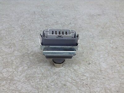 Thomas & Betts T&B MS 210A 10 Pin Male Connector 10 A 600 V MS210A