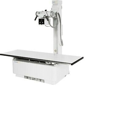 digital rad room GE proteus xray machine with wireless DR panel