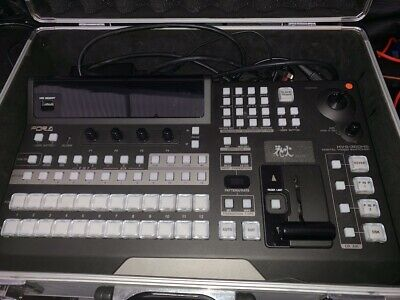 For-A hvs300hs Vision Mixer Fully Loaded.