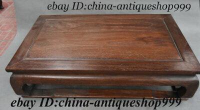 Old Chinese Hua Li Wood Carved Tea Table Coffee table Arne Jacobsen Coffee Table