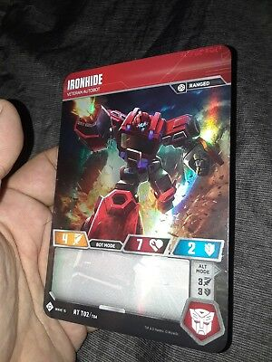 Hasbro WoTC TRANSFORMERS TCG Wave One Factory Sealed ENGLISH 24 ct Booster Box