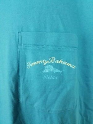 Tommy Bahhama Bali High Tide Relax Tshirt Men's Small Tee