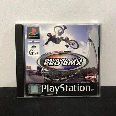 Mat Hoffman Pro BMX PS1 Sony Playstion 1