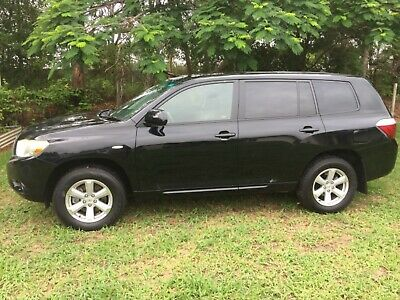 2008 Toyota Kluger Automatic