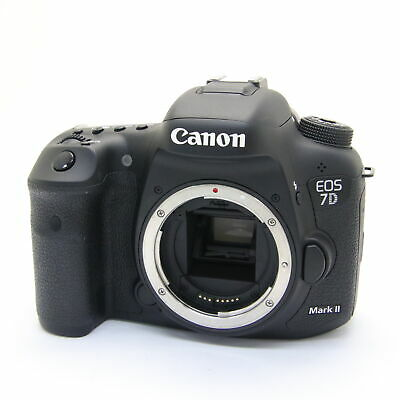 Canon EOS 7D Mark II Body -Near Mint- #99