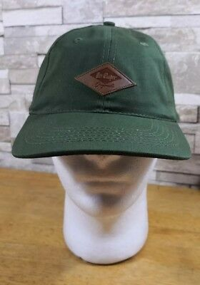 Lee Cooper Dark Army Green Baseball Cap Casual Originals Brand New With Tags
