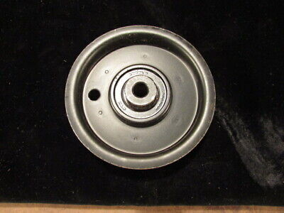 TORO OEM FLAT Idler Pulley Part#132-4718 For Mowing Deck - $24 99
