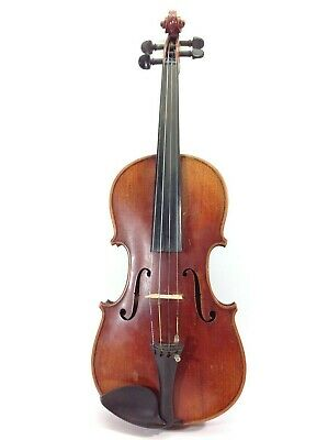 Antique French Made Violin 4/4 Full Size Stradivarius Copy