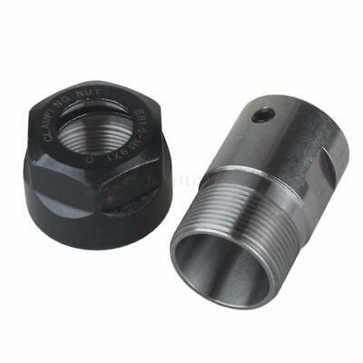 Collet ER16A Chuck Motor Shaft Spindle Extension Rod Inner C20-ER16A-32 For CNC