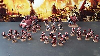 Space Marine Primaris Collection Pro painted, Made to order, Any chapter