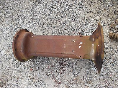 Farmall IH B tractor left side main axle housing