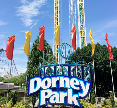 Dorney Park Tickets $44  A Promo Discount Savings Tool  + Meal + Parking