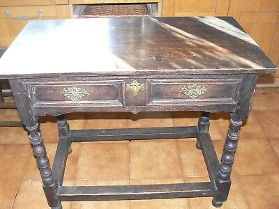 Georgian Antique Side / Hall Table