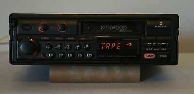 Autoradio Kenwood KRC-787D Old School - Vintage anni 80