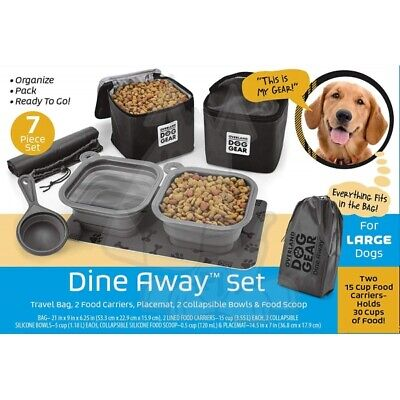 Overland Dog Gear DineAway